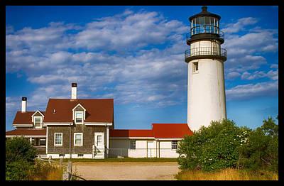 Thomas Kinkade Rights Managed Images - Highland lighthouse Royalty-Free Image by Jeff Folger