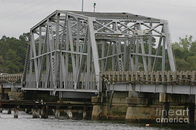 Photograph - Highway 41 Bridge by Dale Powell