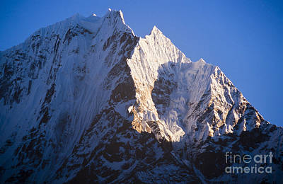 Mountain Royalty-Free and Rights-Managed Images - Himalaya Mountains by Tim Hester