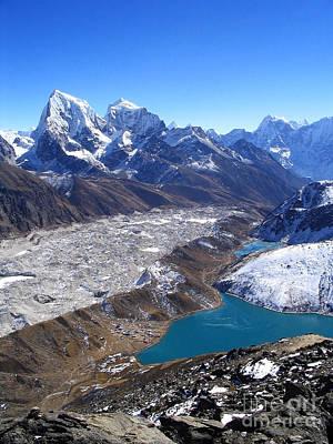 Himalaya Views Art Print by Tim Hester