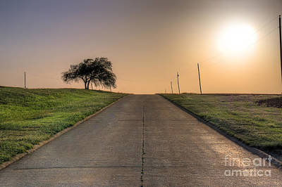 Farm Photograph - Historic Route 66 by Twenty Two North Photography