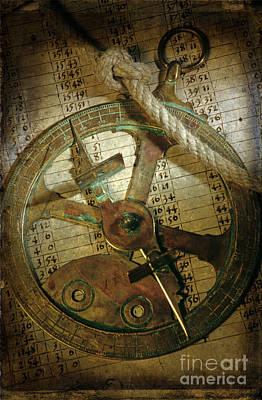 Historical Navigation Art Print by Bernard Jaubert
