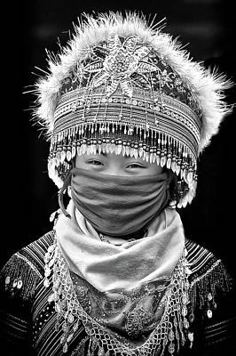 Vietnam Photograph - H'mong... by John Moulds