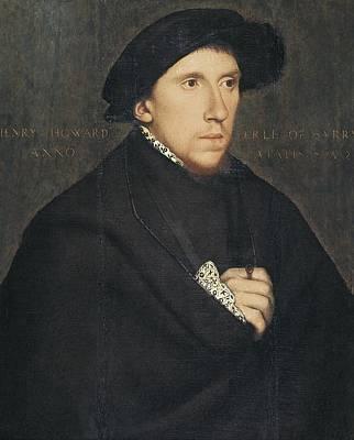 Holbein, Hans, School Of First Half Art Print
