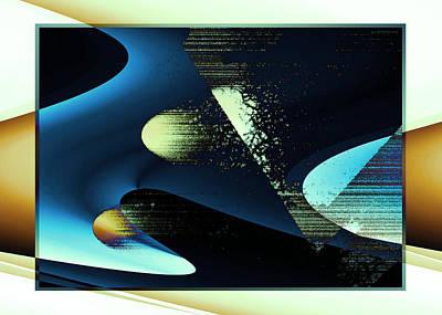 Holes Art Print by Steve Godleski
