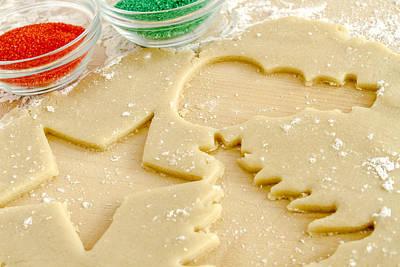 Photograph - Holiday Baking Fun by Teri Virbickis