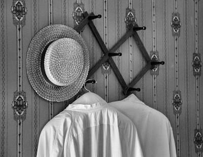 Coat Hanger Photograph - Home by Dan Sproul