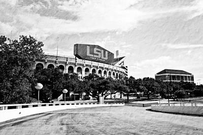 South Louisiana Photograph - Home Field Advantage by Scott Pellegrin