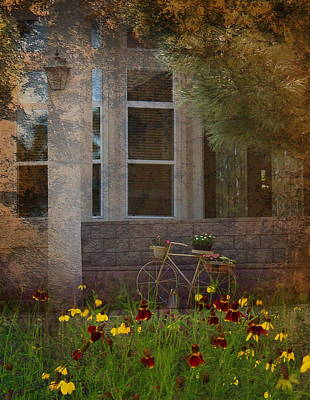 Mixed Media - Home by Kume Bryant