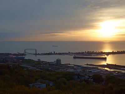 Duluth Photograph - Home Sweet Home by Alison Gimpel
