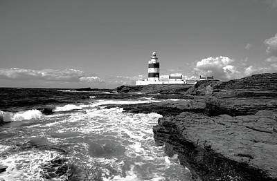 Hook Head Lighthouse, In Existance Art Print
