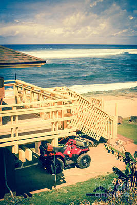 Photograph - Hookipa Beach Maui North Shore Hawaii by Sharon Mau