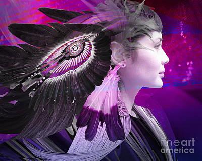 Hopi Land Original by Angelika Drake