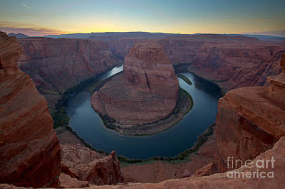 Photograph - Horseshoe Bend by Shishir Sathe