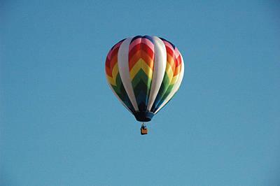 Hot Air Balloon Print by Gary Marx