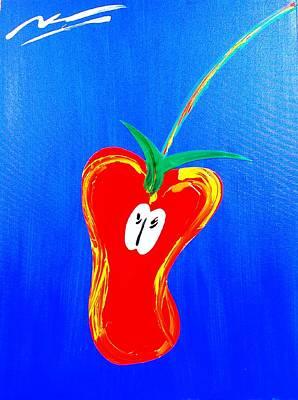 Hot Chili Pepper Original by Mac Worthington