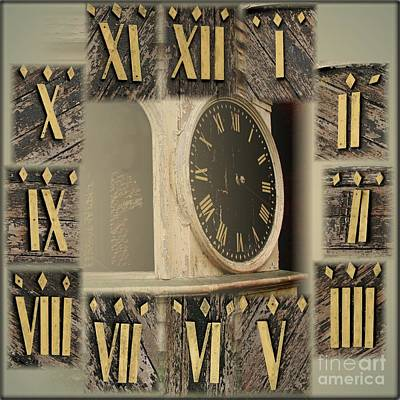 Photograph - How Time Flies by Donna Cavanaugh