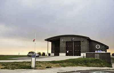 Photograph - Hoylake Lifeboat Station by Spikey Mouse Photography