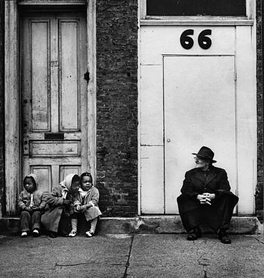 Photograph - Hubbard Street by Ed Meredith