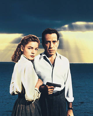 Bacall Photograph - Humphrey Bogart by Silver Screen