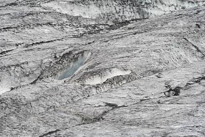 hvannadalshnjukur Iceland Art Print by Ronald Jansen