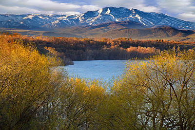 Photograph - Hyrum State Park Utah by Utah Images