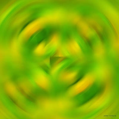 Abstract Movement Mixed Media - I Choose A Life In The Lemon Tree by Sir Josef - Social Critic -  Maha Art
