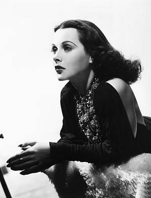 I Take This Woman, Hedy Lamarr, 1940 Print by Everett
