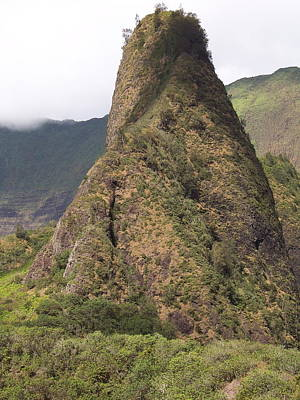 Photograph - Iao Needle by Sheila Byers