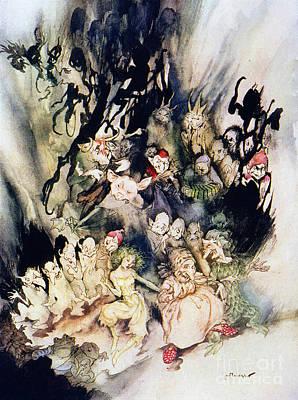 Ibsen: Peer Gynt Art Print by Granger