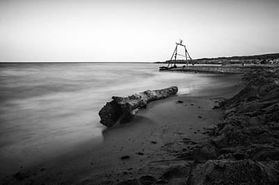 Photograph - Illegal Immigration by Alfio Finocchiaro