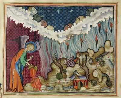 Image From St John's Apocalypse Art Print
