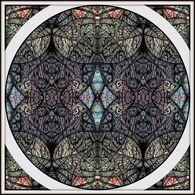 Metallic Sheets Digital Art - In Anticipation Of A Continuum Two by Jack Dillhunt