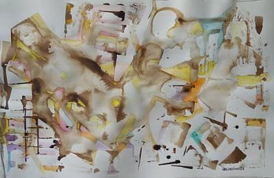In Studio  Original by James Christiansen