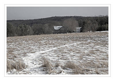 Photograph - In The Bleak Mid-winter by John Stephens