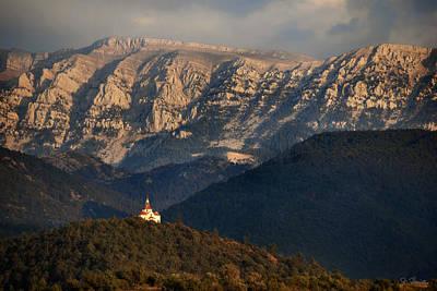 Photograph - In The Pyrenees No. 3 by Joe Bonita