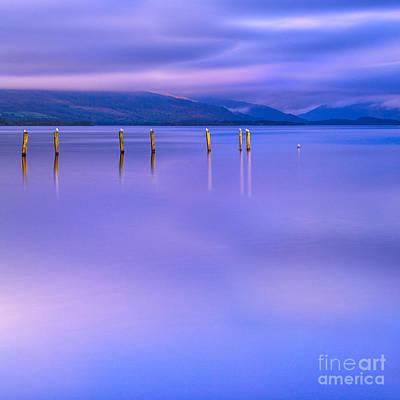 Loch Lomond Photograph - In The Realm Of Giants by John Farnan