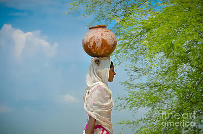 Photograph - India by Ricardo Lisboa
