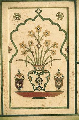 Ceramics Photograph - India, Uttar Pradesh, Agra, Agra by Everett