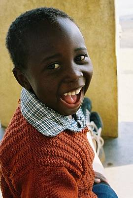 Art Print featuring the photograph Indomitable Happiness by Carlee Ojeda