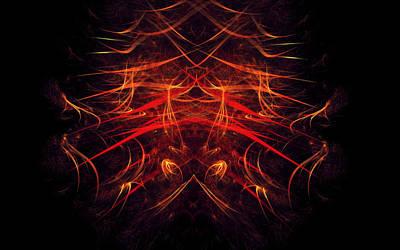 Stocktrek Images - Inferno by Rhonda Barrett