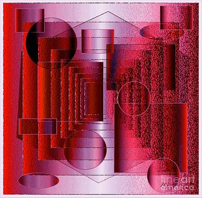 Infinity Art Print by Iris Gelbart