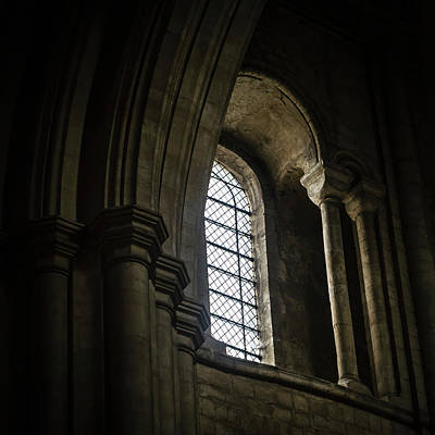 Target Threshold Photography - Interior Of Ely Cathedral by Robert Schenck