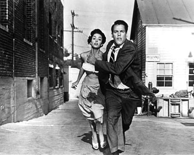 Dana Photograph - Invasion Of The Body Snatchers  by Silver Screen