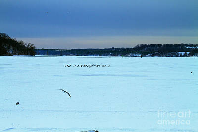 Photograph - Irondequoit Bay by William Norton