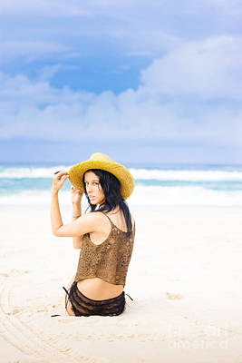 Bathing Photograph - Island Adventures by Jorgo Photography - Wall Art Gallery