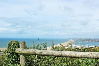 Photograph - Isle Of Portland by Katy Mei