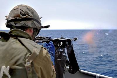 Israeli Photograph - Israeli Navy Missile Boat by Photostock-israel