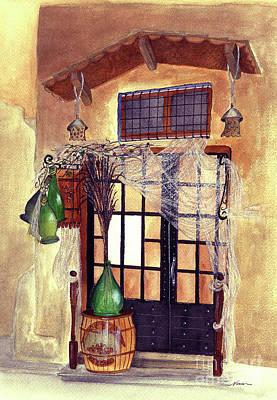 Italian Deli Art Print