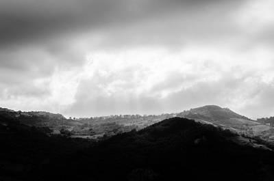 Photograph - Italian Landscape - Twilight Of The Gods by Andrea Mazzocchetti